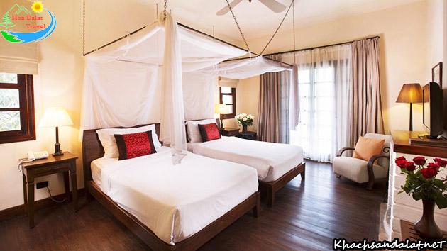 Đặt phòng khách sạn đà lạt