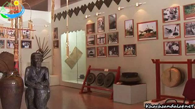 Tìm hiểu giá trị lịch sử, văn hóa dân tộc tại Bảo Tàng Lâm Đồng