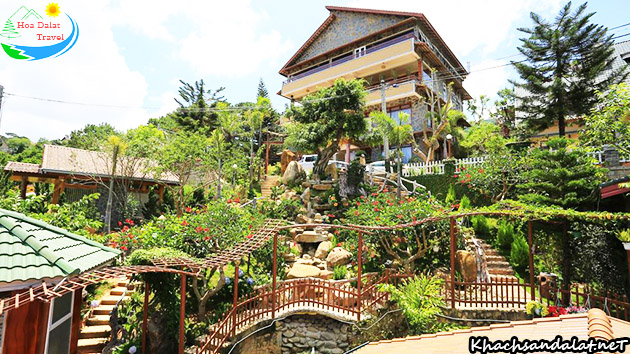 Zen Valley Resort Đà Lạt