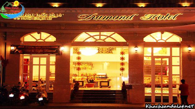 Khách sạn 3 sao trên đường Hòa Bình Đà Lạt