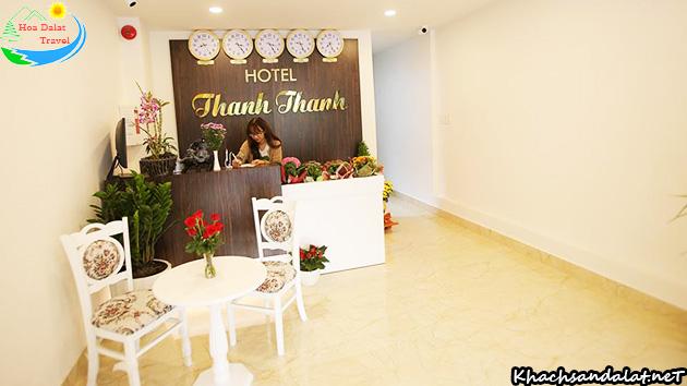 Khách sạn Thanh Thanh Đà Lạt