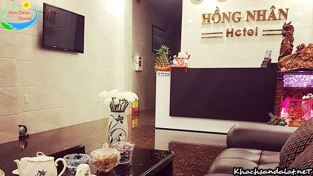 Khách sạn Hồng Nhân Đà Lạt