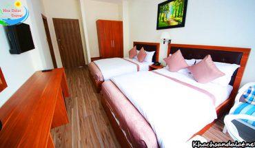 Khách sạn Phương Vy Luxury Đà Lạt