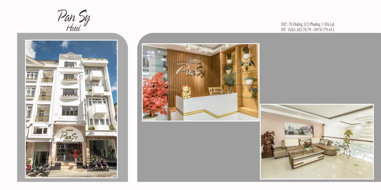 review khách sạn Pansy